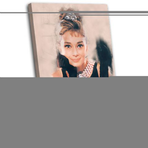 Audrey Digi-Painting Abstract - 13-6058(00B)-SG32-PO